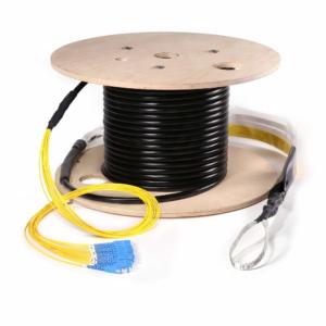 Fiber Cable Assembly, OSP, SC, Singlemode