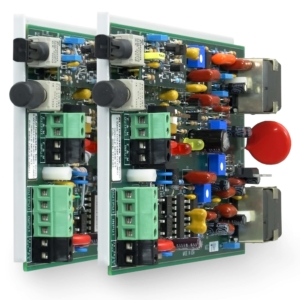 Fiber Optic Isolation Systems - 4 Wire Data with E&M