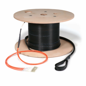 Fiber Cable Assembly, LC, Multimode