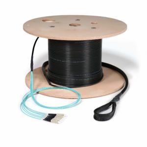 Fiber Cable Assembly, SC, Multimode (OM3)