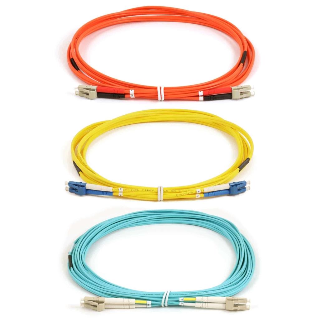Fiber Cable Assemblies - Fiber Optic Patch Cords