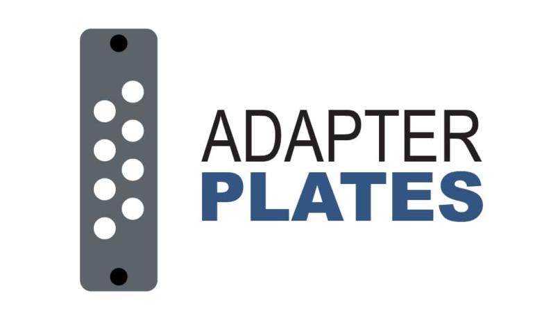 Fiber Patch Panels Adapter Plates